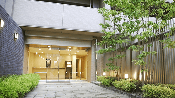 ブレインハート法律事務所 大阪オフィス 外観