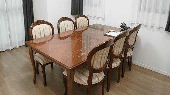 ブレインハート法律事務所 大阪オフィス 相談室